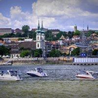 Вдоль по Дунаю. Будапешт. :: Alla S.