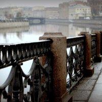 Белой ночью на Фонтанке :: Алексей Астафьев