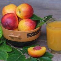 персиковый сок :: Лариса Кояшова