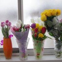 Цветы на 8 Марта. :: Alex 711402