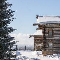 Музей Малые Корелы под Архангельском :: Светлана Ку