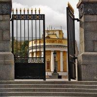 Ворота Александровского сада :: Nina Karyuk