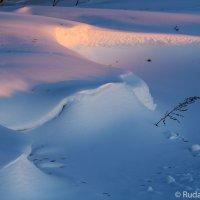 Снег и пламя :: Сергей