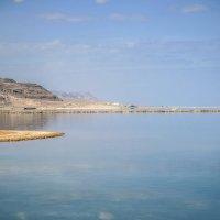тишь да гладь на Мертвом море :: Александр Липовецкий