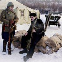 А мои вот пишут - снега этой зимой совсем в Севастополе не было... :: Кай-8 (Ярослав) Забелин