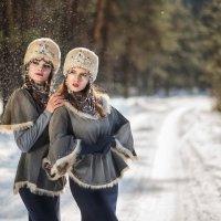 Софья и Анастасия :: Геннадий Шевлюк