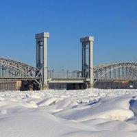 Финляндский железнодорожный мост :: skijumper Иванов