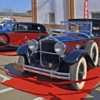 Packard Single Eight 143, 1924г. :: Vit