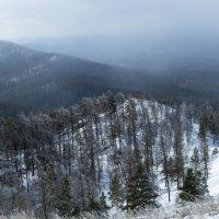 Панорама горы Сугомак. :: Сергей Адигамов
