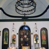 Абхазия. Каманы. мужской монастырь :: Tata Wolf