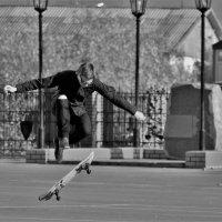 Прыжок. :: Лариса Красноперова