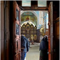 Церковь Покрова :: Natalia Mihailova