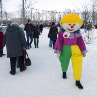 2018, Северодвинск, масленица (5) :: Владимир Шибинский