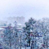 Первый снег :: Ирина Сивовол