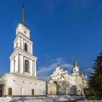 Свято-Успенский кафедральный собор, Полтава :: Владимир M