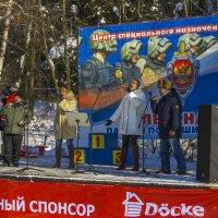 Для спортсменов и болельщиков :: Сергей Цветков