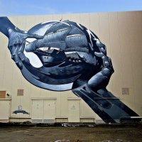 граффити (мурал) :: Александр Корчемный