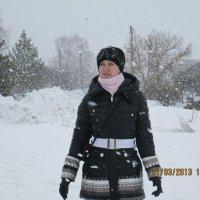 Снег кружится, летает-летает... :: Светлана Рябова-Шатунова