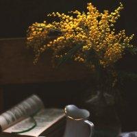 Разбуди меня чашкой кофе... :: Liliya