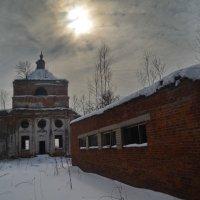 ц.Знамения 1792г :: Aleksandr Ivanov67 Иванов