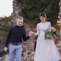 Катя и Леша :: Евгения Лисина