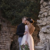 Катя и Леша в Черногориия :: Евгения Лисина