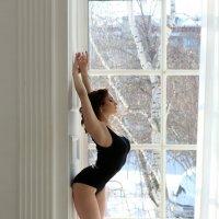 Юлия балерина :: Евгения Семина