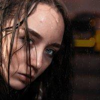 Ночной дождь :: Антон Криухов