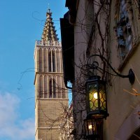 Ротенбург  на Таубере   Германия :: backareva.irina Бакарева