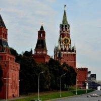 Кремль :: Геннадий Титов