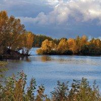 Осень на Енисее :: Екатерина Торганская