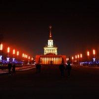 Огни Москвы :: Геннадий Титов