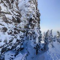 По пути к горе Курган :: Валерий Михмель