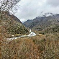 Река Гумиста. Абхазия. Каманы :: Tata Wolf