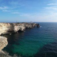 Бирюзовая вода Черного моря :: Ольга Голубева