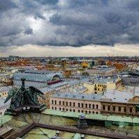 Мрачный Петербург :: Павел © Смирнов