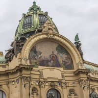 Фрагмент фасада здания . :: Андрей Дурапов