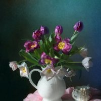 Увядающая красота :: lady-viola2014 -
