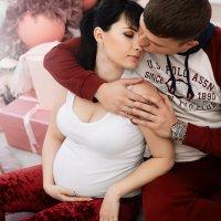 Фотосессия беременности в Москве. :: Таня Турмалин