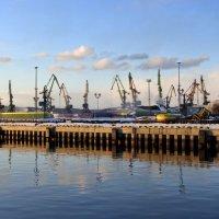 Март в порту... :: emaslenova