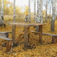осень за столом :: герасим свистоплясов