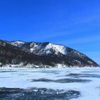Байкальский лёд :: Roman PETROV