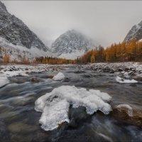 Туманный Караташ :: Влад Соколовский