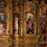 Фрагмент иконостаса Троице - Гледенского монастыря. :: Андрей Дурапов