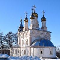 Церковь Преображения Господня, что на Яру в Рязани. :: Galina Leskova