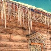 Дыхание зимы и старины :: Леонид Абросимов