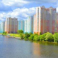 Москва-река :: Олеся Б