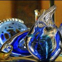 Синяя рыба :: Цветков Виктор Васильевич
