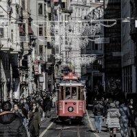 Истикляль, Стамбул :: Дмитрий Кияновский