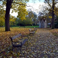 Осенний Вышеград :: Ольга